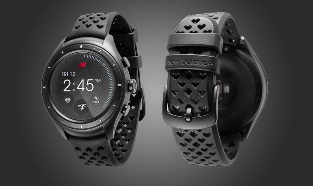 Дизайн часов New Balance Runiq
