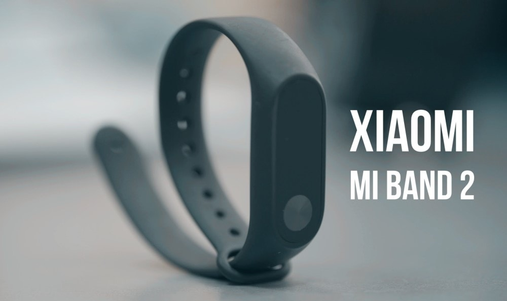 Дизайн Xiaomi Mi Band 2.