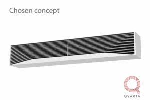 Дизайн УФ лампы UV-BLAZE.