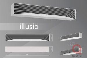 Дизайн подробный УФ лампы UV-BLAZE - Illusio.