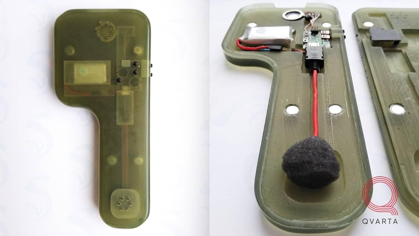 SeaVoice - прототип Alpha 1.