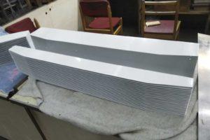 Стальной прототип УФ лампы.