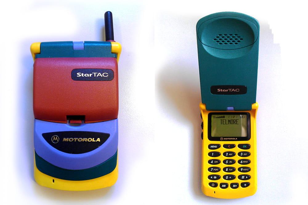 Motorola rainbow.