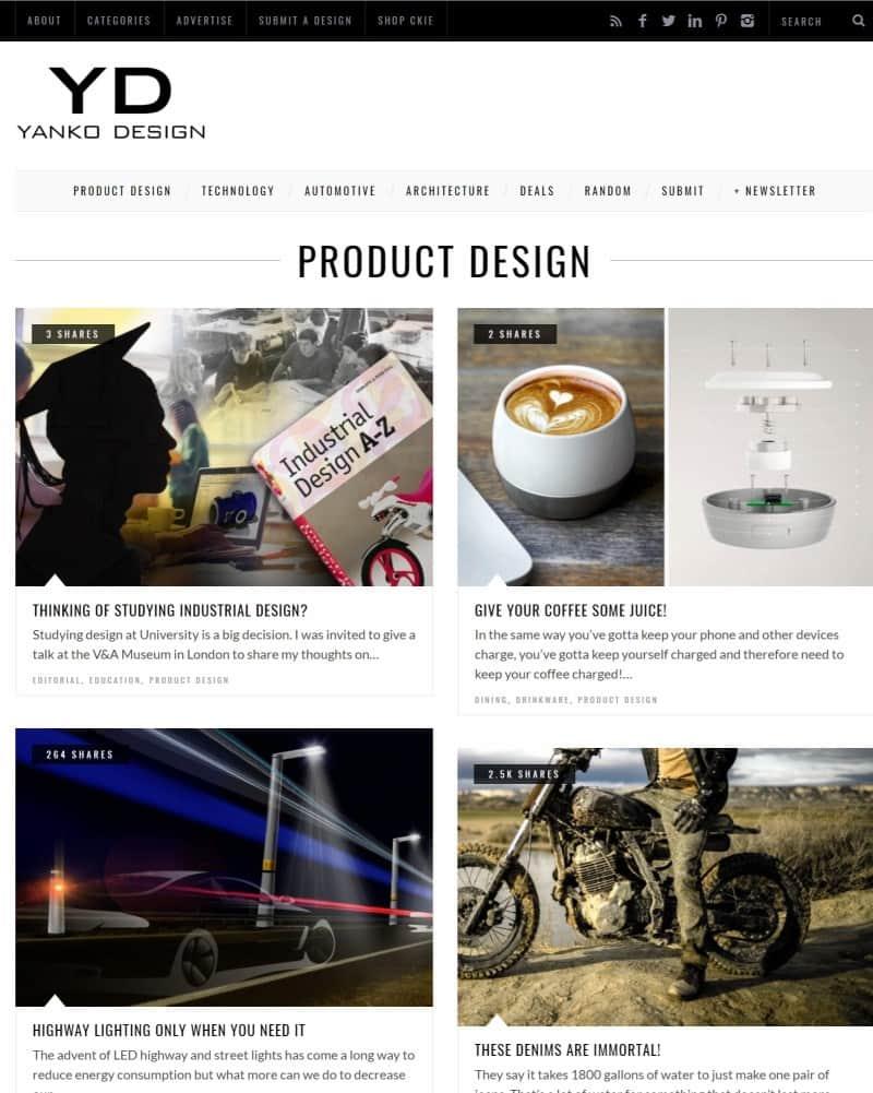 Yanko Design выложил обзор смарт-чашки Heatlie.