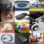 Примеры электроники, которые находятся в массовом производстве.