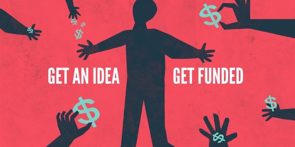 Если есть идея, то ты найдешь деньги.
