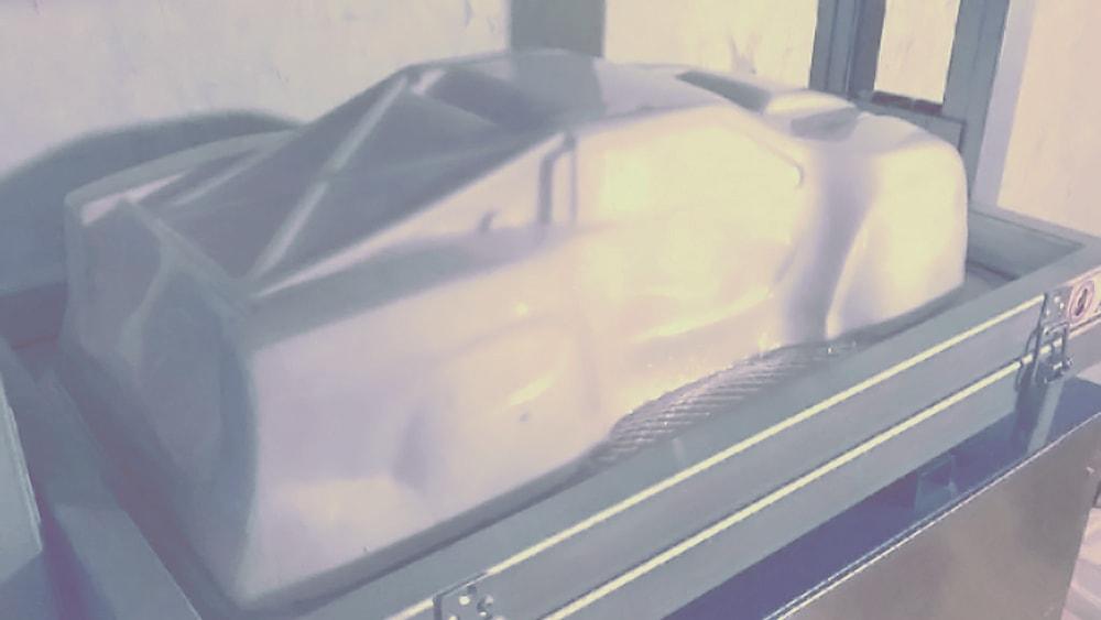 3Д модель авто.