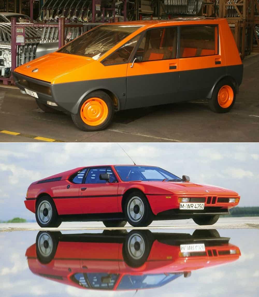Прототипирование автомобилей.