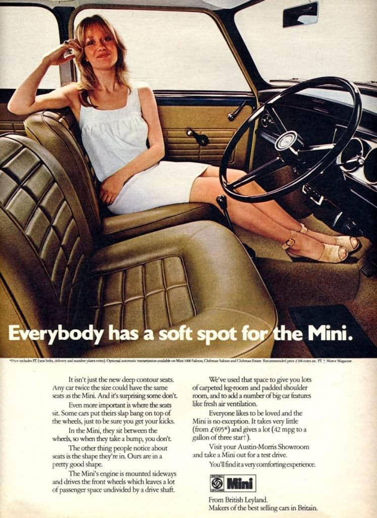 Женщина в авто.