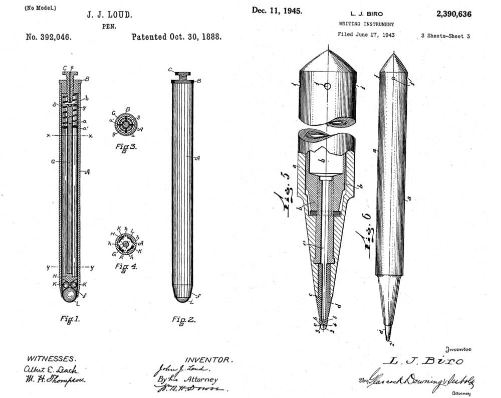 Конструкция ручки в деталях.