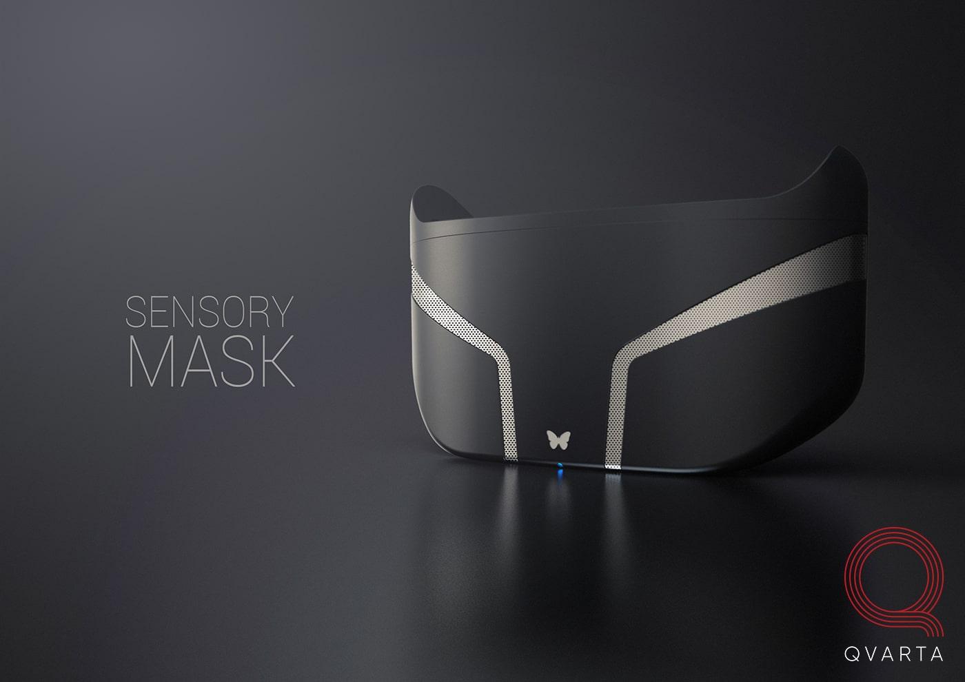 Фото маски для ВР от Qvarta.