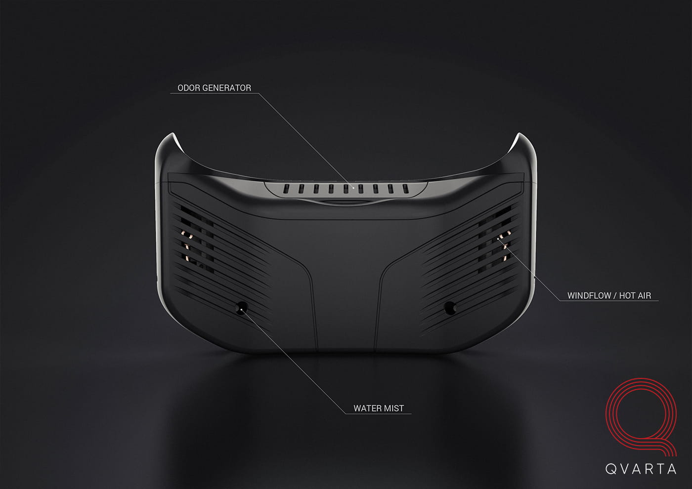 Сенсоры на VR очках.