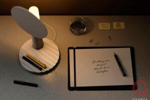 Разработка дизайна ночной лампы